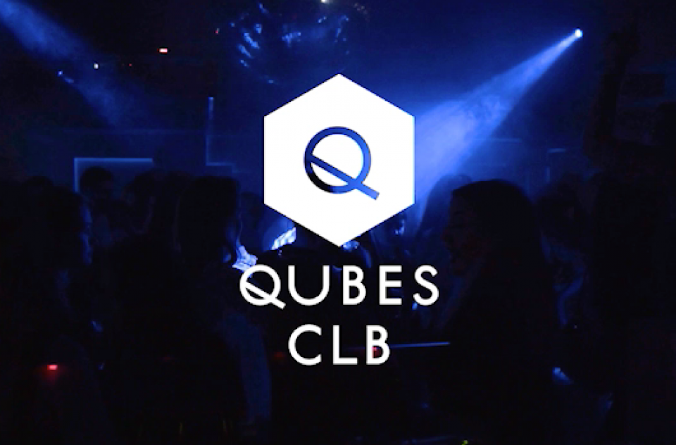 Club Aftermovie for Qubes Club Karlsruhe, Germany 2018
