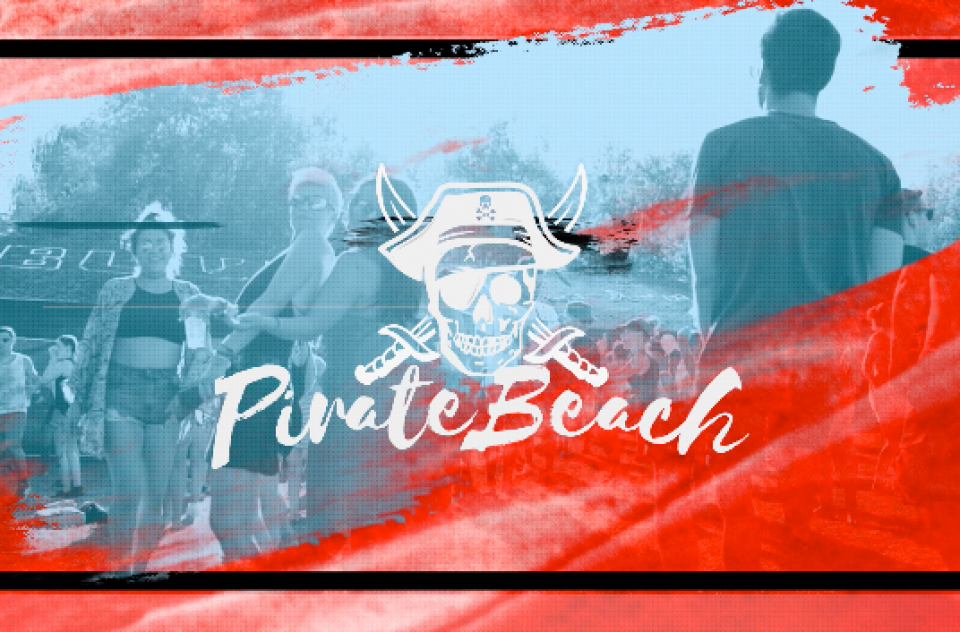 Pirate Beach Open Air Trailer 2018