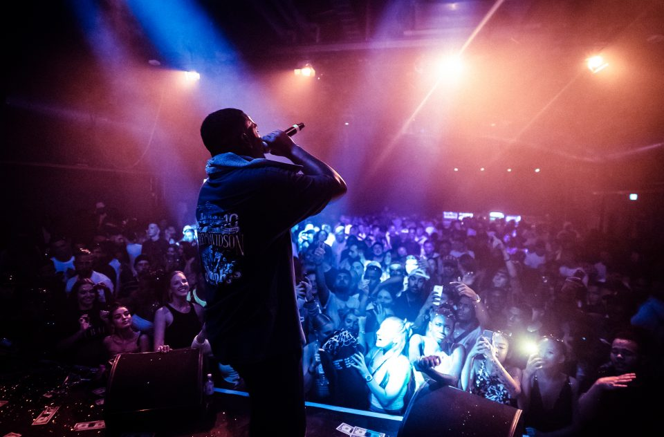 Rap Concert in Heidelberg, Germany 2019